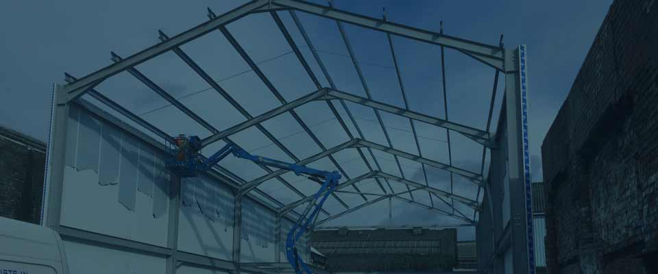 Design, fabrication and erection of steel structures